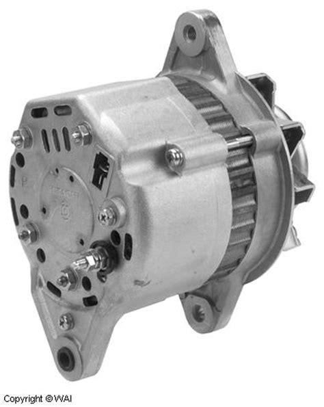 alternator hitachi type  amp  volt cw