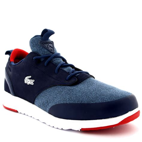 lacoste light sneakers mens lacoste light 2 0 low top sports lace up casual