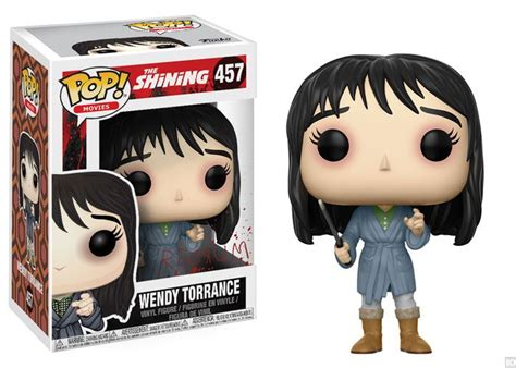 Funko Pop The Conjuring Annabelle Bloody Annabelle Exclusive funko brings the shining into pop vinyl line bloody disgusting