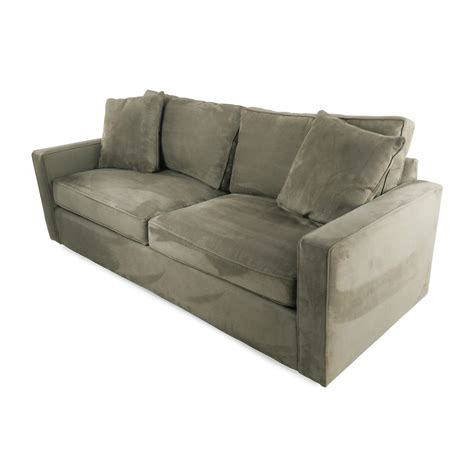 york sofa room and board 70 off room and board room board york sofa sofas