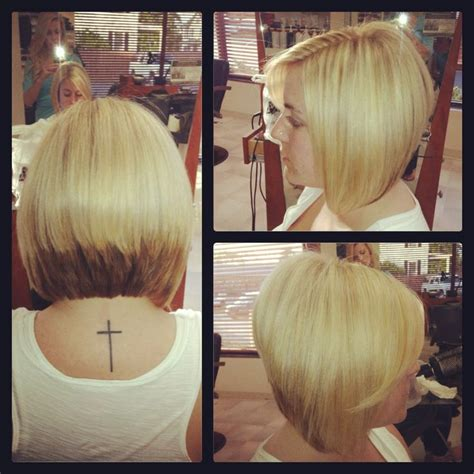 marvin hayes two toned bobs 2 toned short stacked bobs r us pinterest