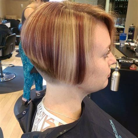 gorgeous stacked bob hairstyles popular haircuts