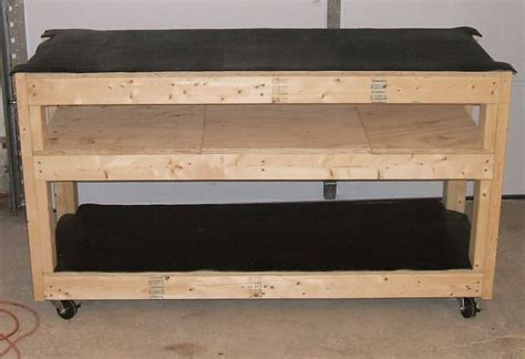 Rubber Mat For Workbench by Bench Jpg 1024 215 702 Project Tables