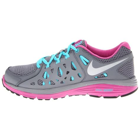 nike athletic shoes for nike women s dual fusion run 2 sneakers athletic shoes