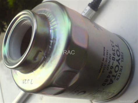 Fuel Filter 23390 64480 Toyota fuel filter for toyota 23390 64480 china manufacturer filter