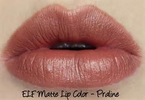 matte lip color coral and praline swatches review