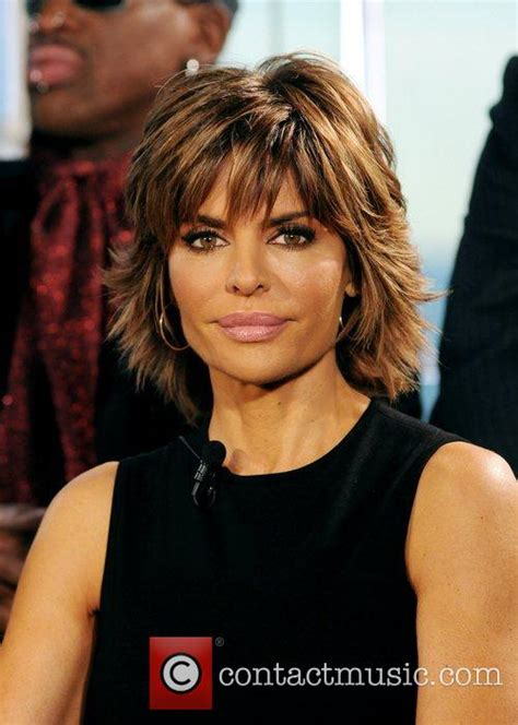 is lisa rinnas hair thick lisa rinna nbc s celebrity apprentice all stars cast