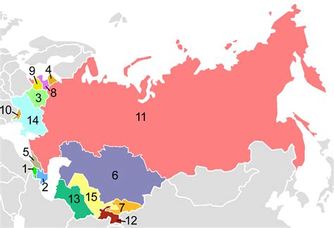 russia map before 1991 opinions on dissolution of the soviet union