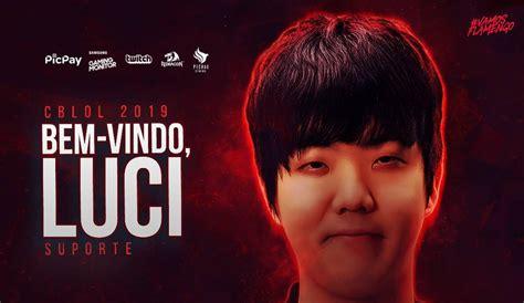 lol flamengo esports anuncia suporte luci  time de  times techtudo