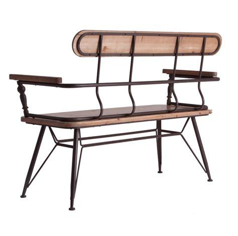 panchina ferro panchina vintage ferro e legno mobili vintage