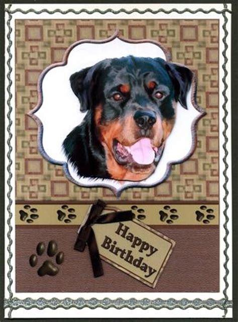 rottweiler birthday wishes rottweiler birthday wishes cup427587 1209 craftsuprint