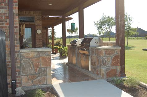 outdoor patio kitchen fotogalerie outdoor kitchens custom patio designs forney tx