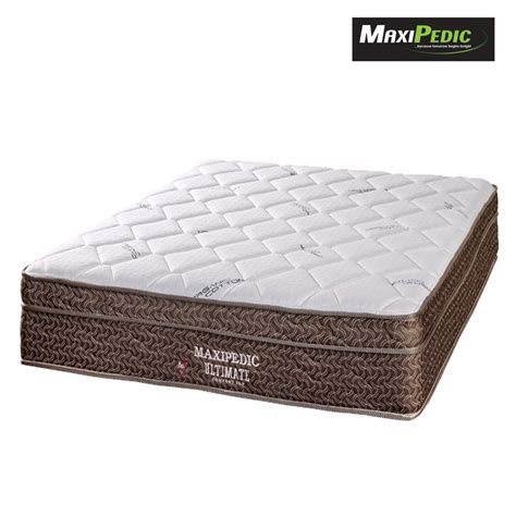 Maxipedic Ultimate Comfort Top Mattress Decofurn Factory