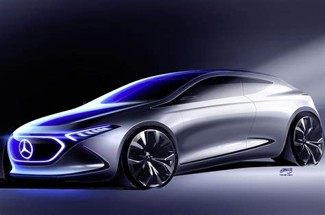mercedes concept cars the mercedes concept eqa will electrify the