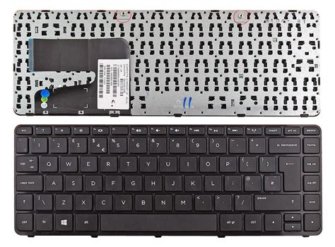 Keyboard Hp Pavilion 14 D 14 E 14 N 14 D010au 14 D012tu 14 D040tu uk layout black frame black windows 8 keyboard for hp pavilion 14 n220la ebay