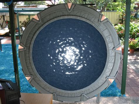 stargate portal the stargate portal is real created by a dad and son