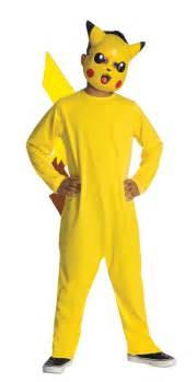 Pokemon Costumes Pokemon Pikachu Kids Costume Costume Craze