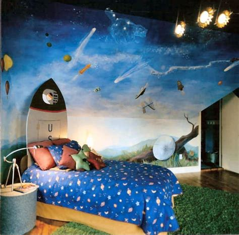 space themed decorations 15 space themed bedrooms for boys rilane