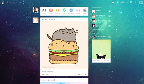 galaxy theme for tumblr dashboard tumblr galaxy nebula dashboard custom background