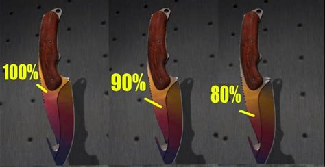 cs go knife pattern marble fade steam community guide cs go knife fade percentage