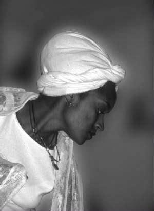 revista yoruba: ser iyawo es una bendición