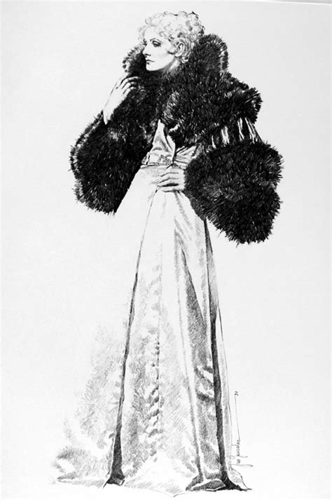 Greta Garbo 1 dress by José (Pepe) Gonzalez at the