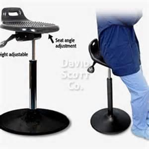 sit stand stool ergonomic