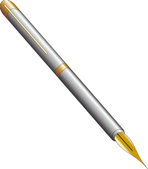 file fountain pen graphic png wikimedia commons
