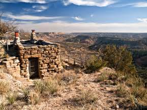 palo duro state park goodnight cabin parks