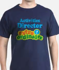 Tshirt Director activity director t shirts cafepress
