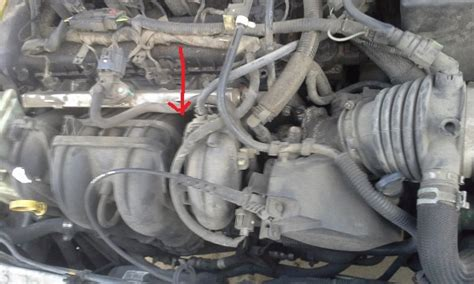 2002 mercury cougar v6 pcv valve location 2002 p0171 ford mercury cougar 2002 what do i try now autocodes q a