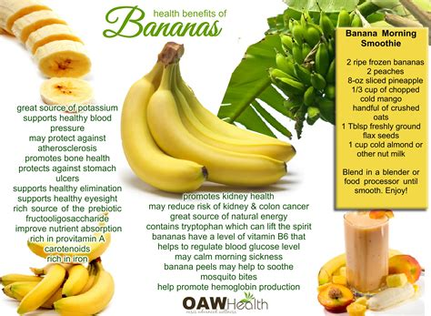 Banana Island Detox Benefits by The Health Benefits Of Bananas Are Nothing Of Amazing