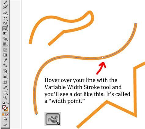 adobe illustrator pattern stroke illustrator cs5 variable width stroke tool perfect for