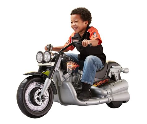 Harley Davidson Ride On Toys by Fisher Price Power Wheels Harley Davidson