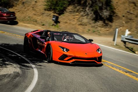 lamborghini aventador s roadster official video we took the lamborghini aventador s roadster for a ride on mulholland drive