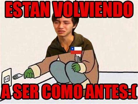 Chilean Memes - chile pierde ante ecuador los mejores memes de la