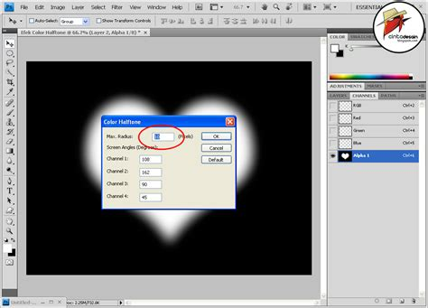 membuat kolase di photoshop membuat efek color halftone di photoshop album kolase