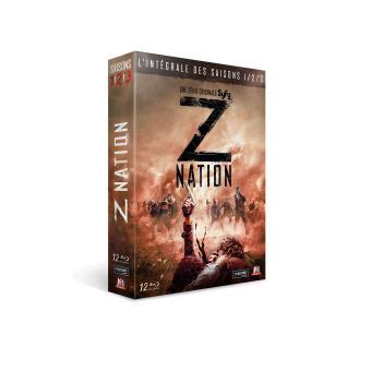 Z Nation Resumes by Z Nation Coffret Z Nation Saisons 1 224 3