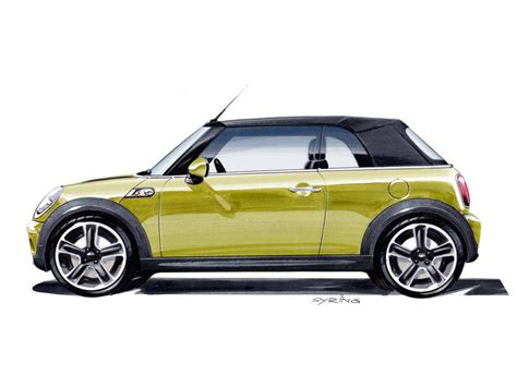 Mini Cooper Vehicle Micro Car Mini Cooper S Cabrio 2009 16 Automan Ge