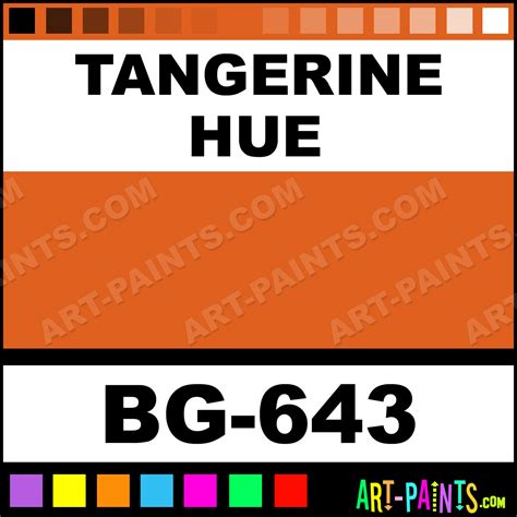 tangerine bisque glaze ceramic paints bg 643 tangerine paint tangerine color mayco bisque
