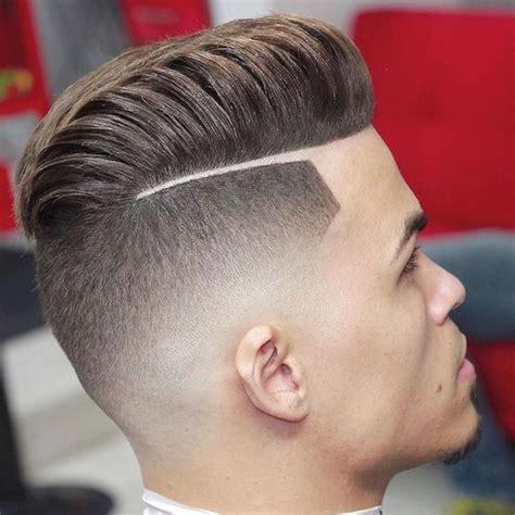 imagen de corte de pelo con linea 2016 peinados con l 237 neas o rayas para hombres de peinados