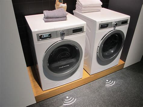 Bosch Home Professional Waschmaschine by Bosch S Smart Washing Machine Is Supposedly Whisper