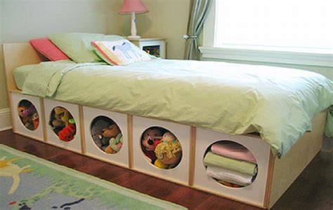Under Bed Storage Ideas | how to create more storage space in the bedroom