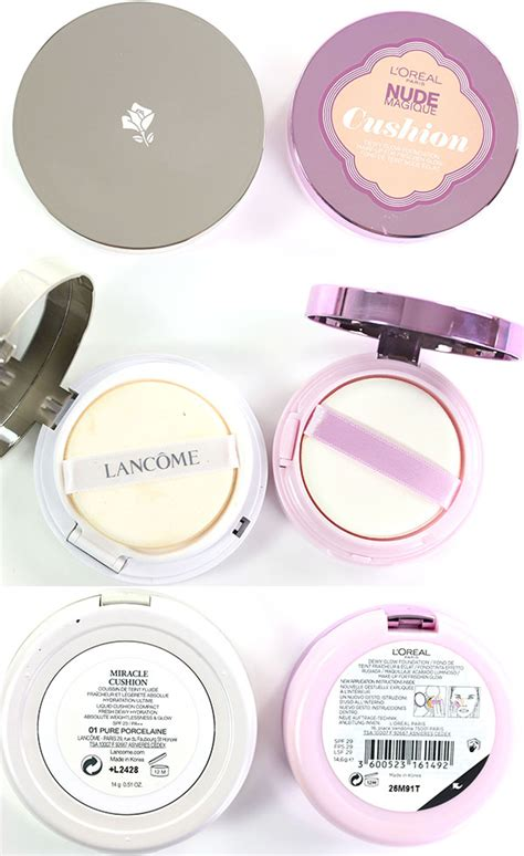 L Oreal Cushion Foundation l or 233 al magique cushion foundation