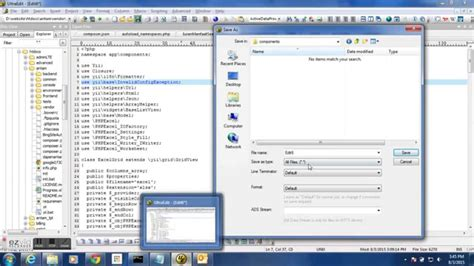 yii2 default layout file yii2 framework exporting data to excel file youtube