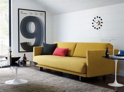 dwr sleeper sofa tuck sleeper sofa design within reach