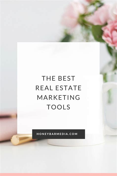 The 12 Top Estate Planning Tools the best real estate marketing tools to make your easier honey bar media