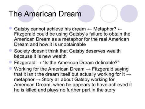 american dream theme great gatsby quotes american dream the great gatsby quotes with page number