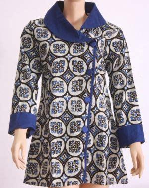 desain dress batik modern lengan panjang model baju batik atasan wanita yyy pinterest models