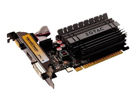Murah Vga Card Asus Gt 730 2gb Ddr3 128bit zotac geforce gt 730 2gb ddr3 vga dvi hdmi pci e graphics